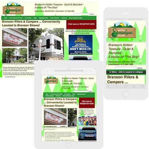 branson shenanigans website